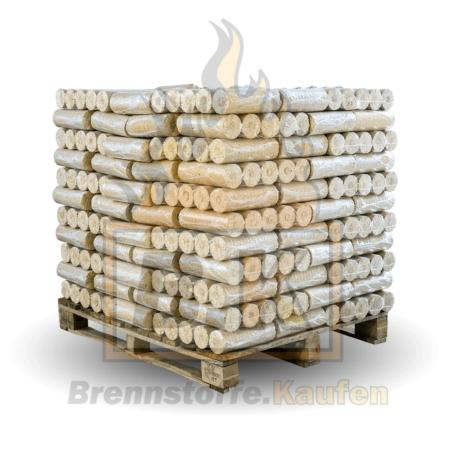 100 Pakete Weichholzbriketts mit Lieferung