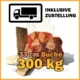 300 kg Brennholz 33 cm Kaminholz