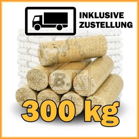 30 Pakete Weichholzbriketts mit Lieferung