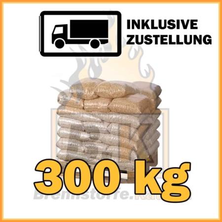300 kg Holzpellets Sackware ENplus A1 kaufen