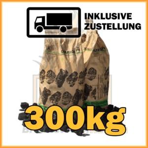 300kg Steinkohle Nuss 2