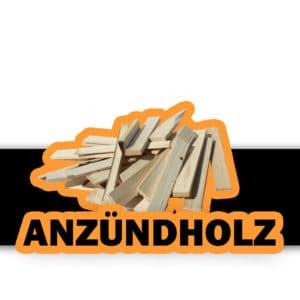 Anzündholz Logo