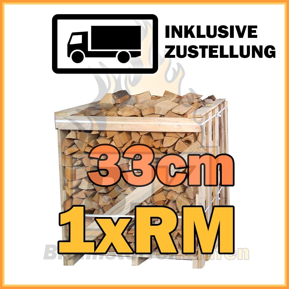 1x rm kiste brennholz buche 33cm getrocknet inklusive zustellung brennstoffe kaufen. Black Bedroom Furniture Sets. Home Design Ideas