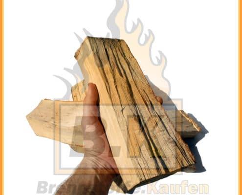 Brennholz 25cm Hand