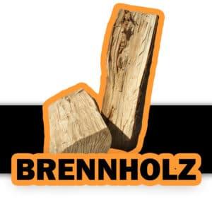 Brennholz Logo