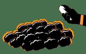 Feste Brennstoffe Logo