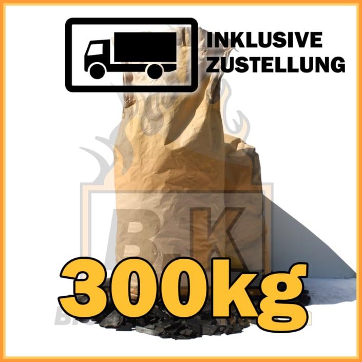 Grillkohle / Holzkohle 10kg Sack