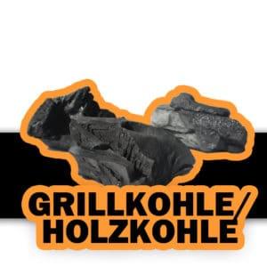 Grillkohle / Holzkohle kaufen Logo