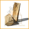 Holz 33 cm - 2 Stück