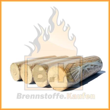 Holzbriketts ohne Loch 4 Stück