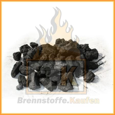 Hüttenkoks Brech 2 (40 bis 60mm) Haufen