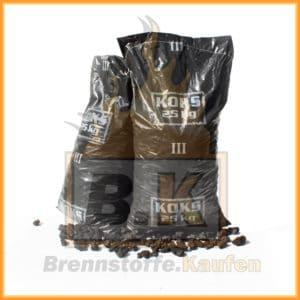 Hüttenkoks Brech 3 (20 bis 40mm) 25kg Sack