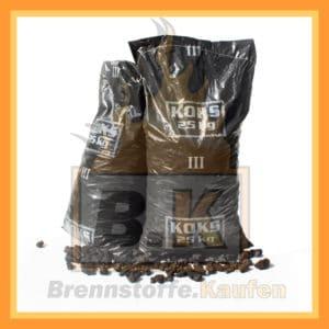 Hüttenkoks Brech 3 25kg Säcke