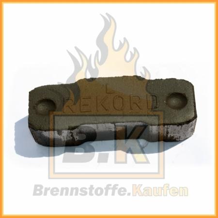 Rekord BRekord Braunkohle Briketts 1 Stückriketts Brennstoffe kaufen