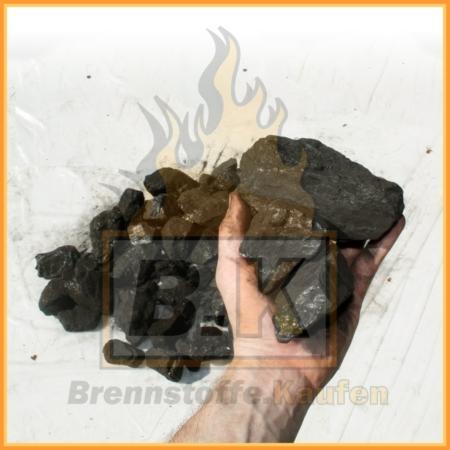 Steinkohle nuss 1 (40 bis 60mm) Hand