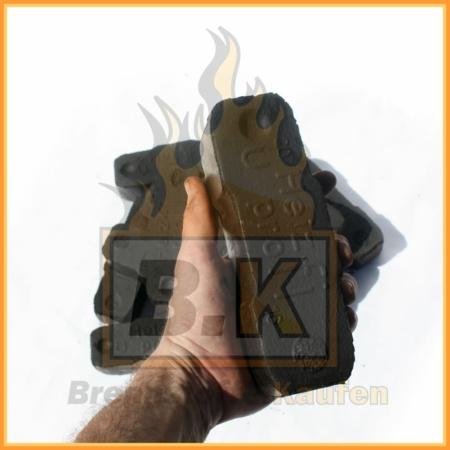 Union Briketts Hand