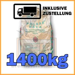 1400kg Hüttenkoks Brech 3 (20 bis 40mm) 10kg Sack