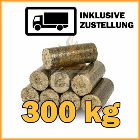 30 Pakete Hartholzbriketts mit Lieferung