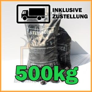 300kg Steinkohle Nuss1