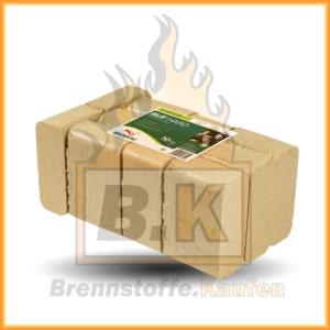 Buchenholzbriketts - 100% Buche - RUF ziegelform Paket