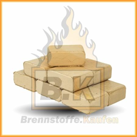 Buchenholzbriketts 100% Buche - RUF ziegelform Stapel