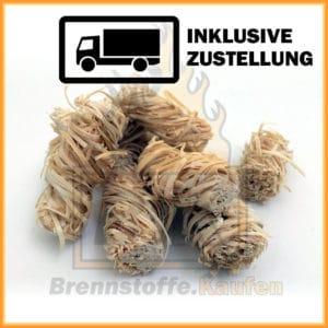 Feuerwolle/Anzündholz/Holzwolle zum Anzünden