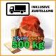 500 kg Brennholz 25 cm kaufen mit Lieferung