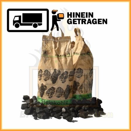 Steinkohle Nuss 2 im 10 kg Papiersack