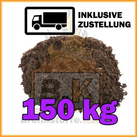 150 kg Gartenerde kaufen inklusive Lieferung