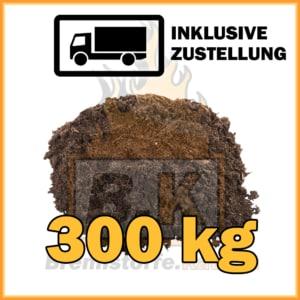 300 kg Blumenerde universal