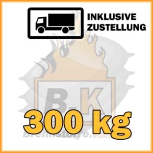 300 kg Pauschaleinheit