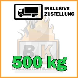 500 kg Pauschaleinheit