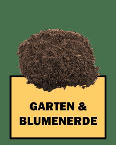 Garten und Blumenerde online kaufen - Icon