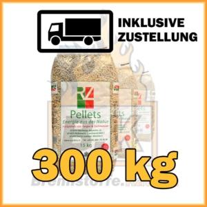 300 kg RZ Pellets kaufen mit Lieferung