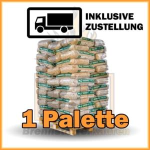 1 Palette Holzpellets