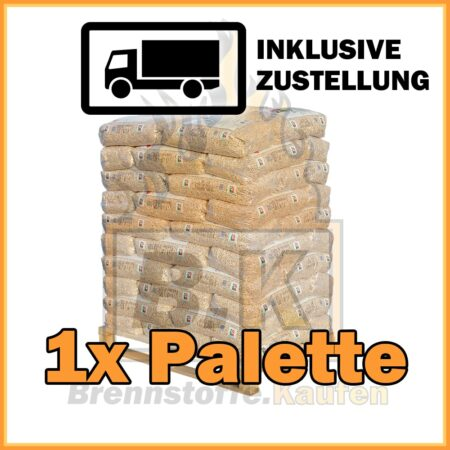 1 x Palette RZ Pellets kaufen mit Lieferung