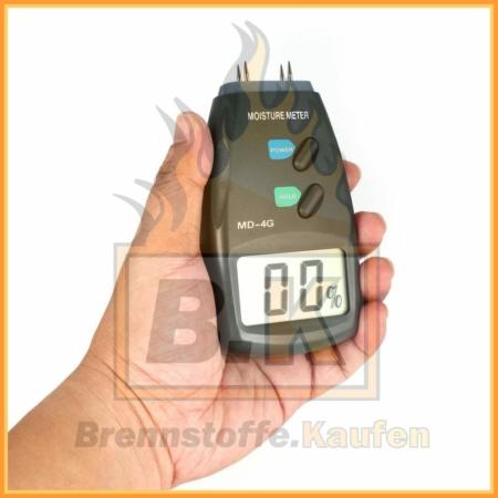 Feuchtigkeitsmessgerät für Holz handlich und klein