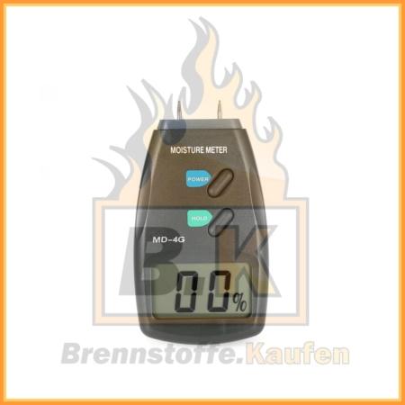 Feuchtigkeitsmessgerät für Holz Vorderseite
