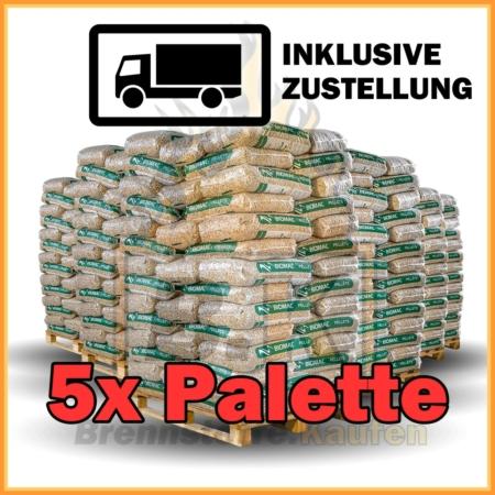 5 Pellets Holzpellets kaufen