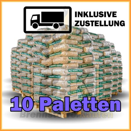 Holzpellets 10 Paletten