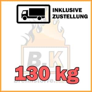 130 kg Pauschalangebot