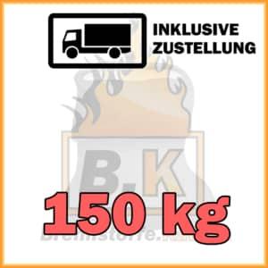 150 kg Pauschalangebot