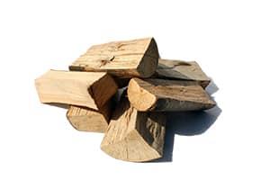 kammergetrocknetes Brennholz