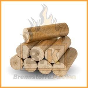 Buchenholzbriketts mit Lieferung
