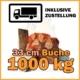 Brennholz 33 cm Kaminholz 1000 kg