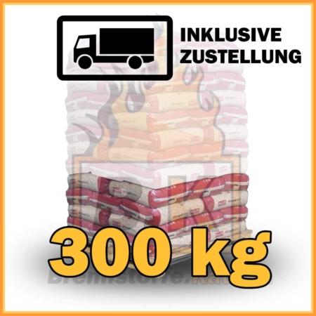 300 kg Pellets kaufen - 100 % Fichtenholz mit Lieferung - MM royalpellets