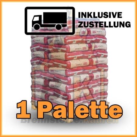 1 Palette mmroyal Pellets mit Lieferung