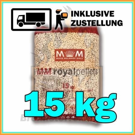 MMroyal Pellets 15 kg mit Lieferung