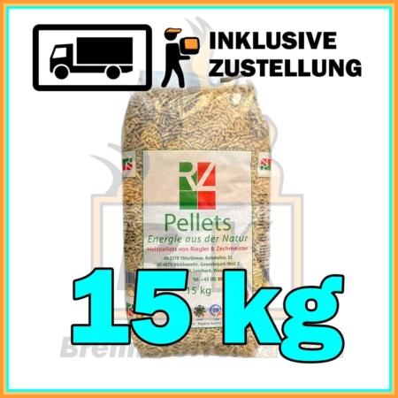 RZ Pellets 15 kg mit Lieferung